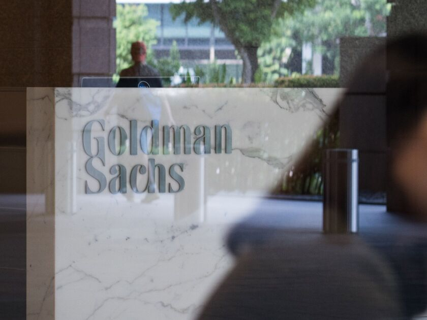Goldman Is Said to Be Part of Singapore's Wider 1MDB Probe