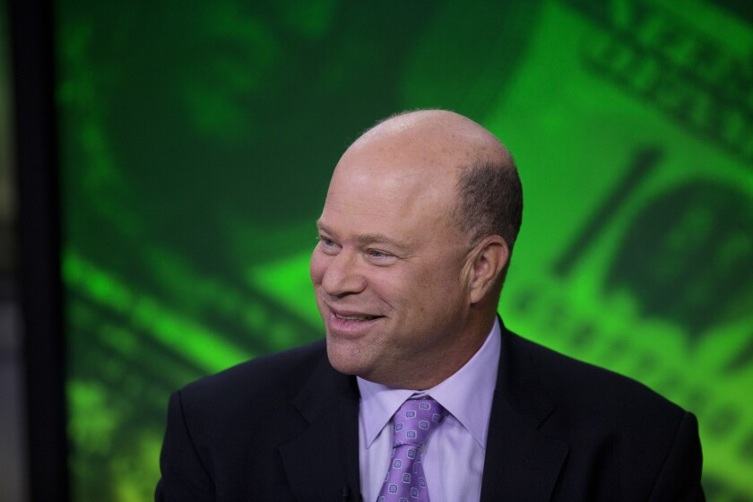 David Tepper, 62, decided this year to kick out all but 15 clients from his $13 billion Appaloosa Management.