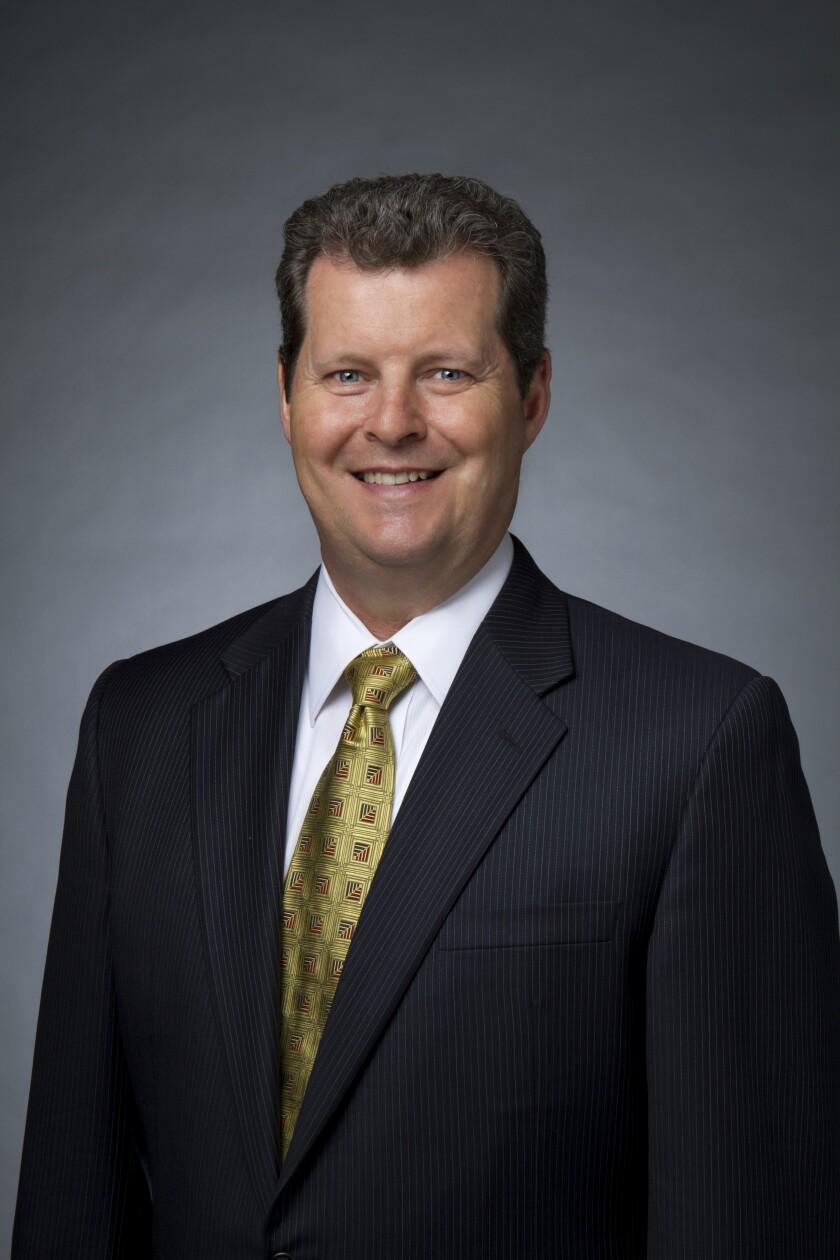 Bob Corwin, president and CEO of Advantis Credit Union.
