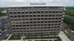 EisnerAmper's office building in Metropark/Iselin, N.J.