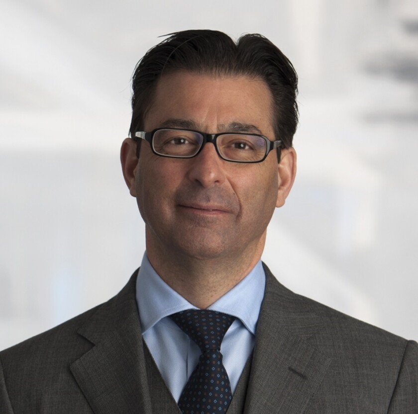 Matteo Dante Perruccio has joined digital asset management firm Wave Financial in its newly created role of president international.