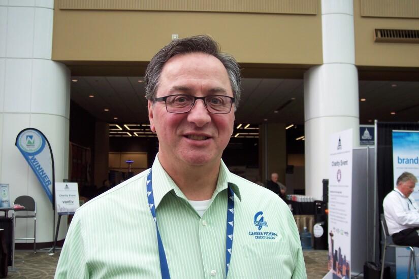 John Buckley Jr, Gerber FCU - 2018 NAFCU conference - CUJ 081318.JPG