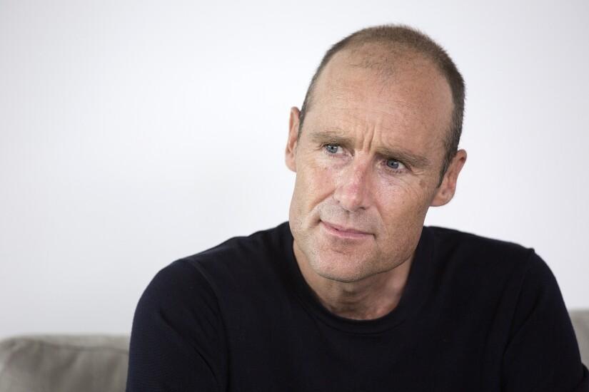 Pieter van der Does, chief executive officer of Adyen BV