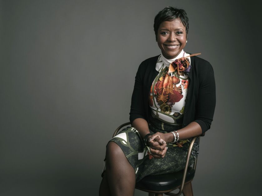 Mellody Hobson, president of Ariel Investments.