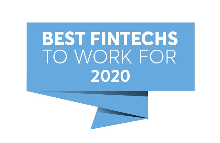 Best Fintechs to Work For logo