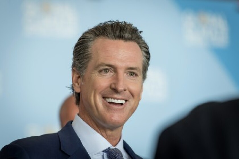 A proposal by Gov. Gavin Newsom would create an agency with a twin mission of protecting consumers and fostering innovation.