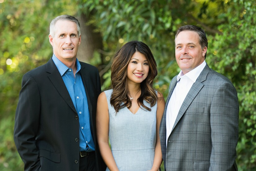 RBC advisors James Carbonell and Matthew Forrey and senior investment associate Amy Caffese