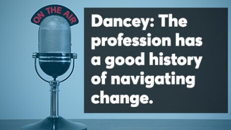 Dancey podcast screen June 2020