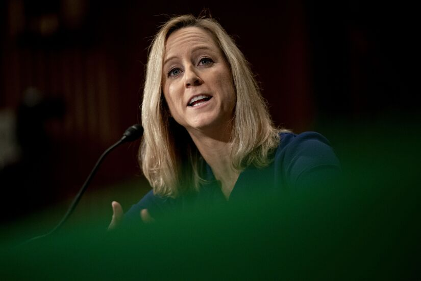 CFPB Director Kathy Kraninger Testifies Before The Senate Banking Committee