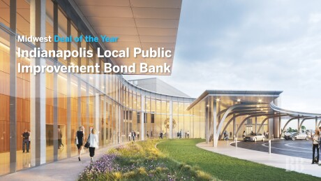 Thumbnail for Video: Deal of the Year 2019 — Midwest: Indianapolis Local Public Improvement Bond Bank