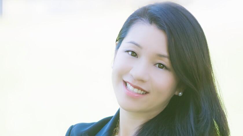 Joanie Xie, head of U.S. business for Alipay.