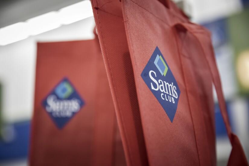 Sam's club bags