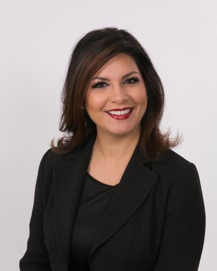 Mia Perez, chief administrative officer for $248 million Louisiana Federal Credit Union