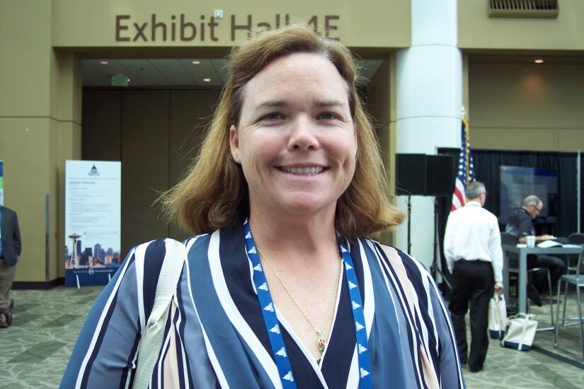 Maggie Sayer, Keys FCU - 2018 NAFCU conference - CUJ 081318.JPG
