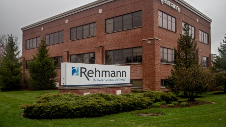 Rehmann's office in Grand Ra[pids, Mich.