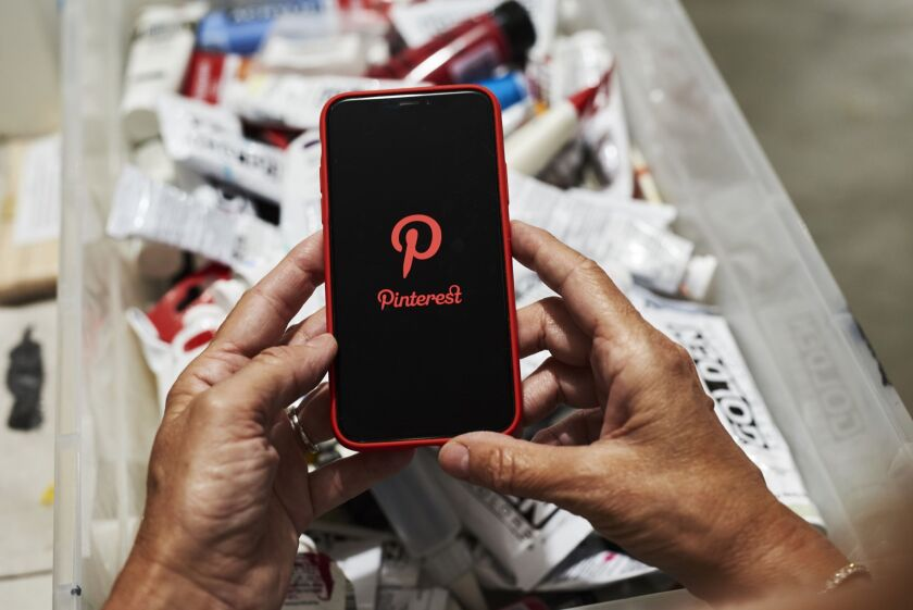 Pinterest Application As Company Said To File Confidentially For IPO