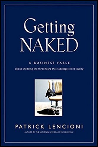 Book cover - Getting Naked