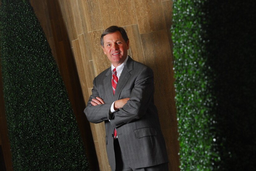 Paul Murphy, CEO of Cadence Bancorp