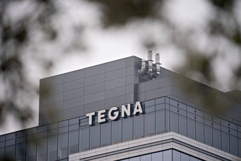 """Standard General is asking the court to order Tegna to file SEC proxy statements, reveal the name of its client and retract its """"false and misleading statements."""""""