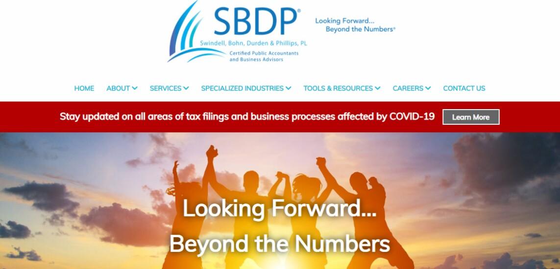 Best Firms 2020 - Swindell Bohn