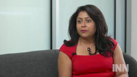 Thumbnail for Video: Esurance's Nandini Easwar on getting women into IT