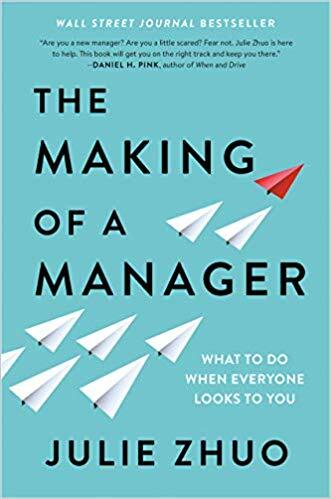 Making of a Manager cover