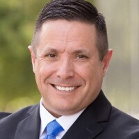 Anthony Hernandez, president of the Defense Credit Union Council