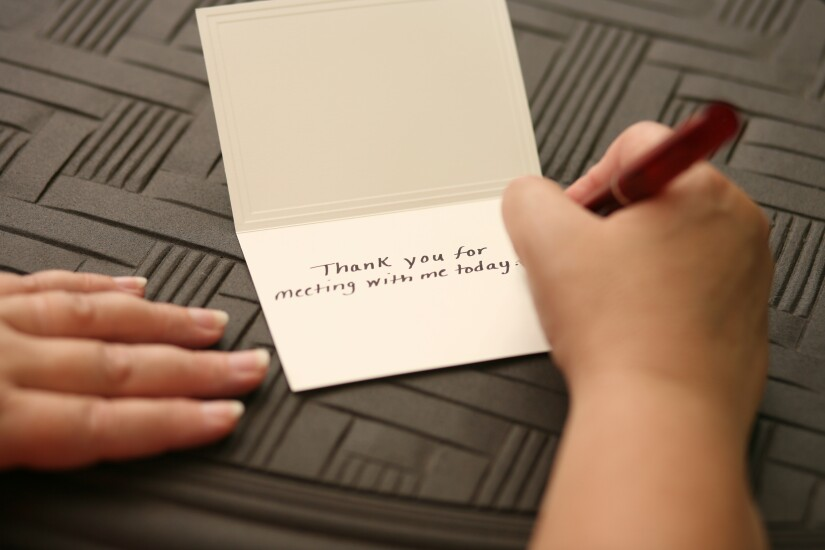 6) Write a hand written thank you card after the interview..jpg
