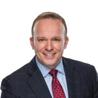Jim Johnson is EVP of FI payments and wealth at FIS