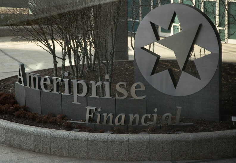 Ameriprise financial bloomberg