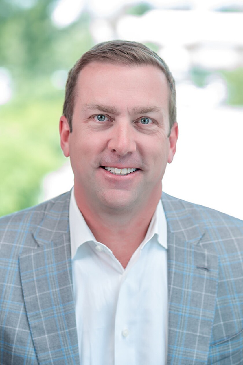Todd Clark, president and CEO of CO-OP Financial Services