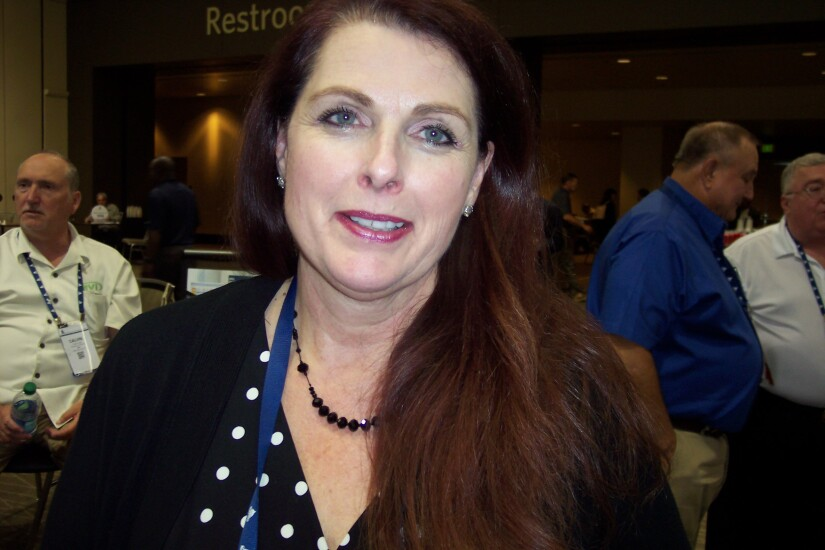 Rebecca Reynolds Lytle, Santa Clara County FCU - 2018 NAFCU conference - CUJ 081318.JPG