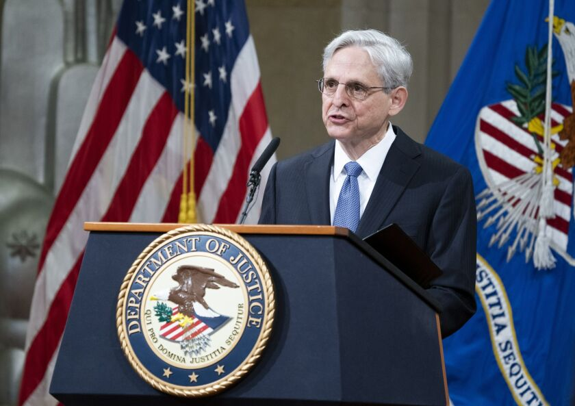 "At his confirmation hearing, now-Attorney General Merrick Garland said he would ""vigorously"" enforce antitrust law. ""I take it very seriously and have throughout my entire career,"" he said."