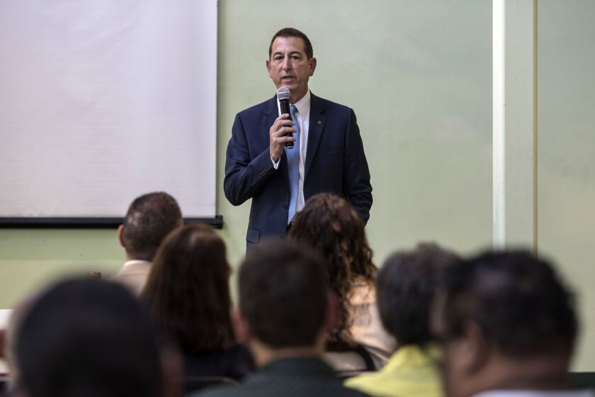 """""""We think we should accelerate it, because it would drive more dollars into low- and moderate-income communities across America,"""" Comptroller Joseph Otting said of the CRA rule in a May 12 virtual hearing with the Senate Banking Committee."""