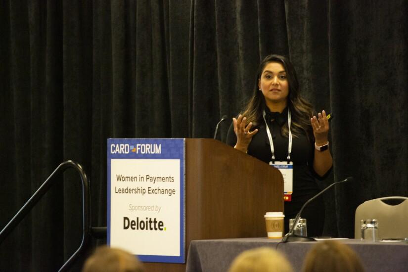 Suneera Madhani at Card Forum