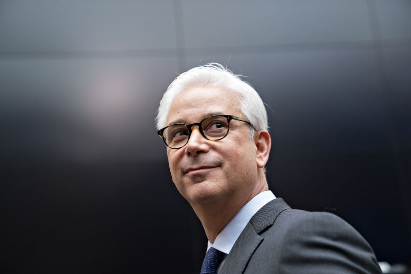 """""""We will judge ourselves based upon our outcomes, not our words,"""" said Wells Fargo CEO Charlie Scharf."""