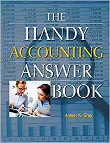 Handy Accounting Answer Book cover