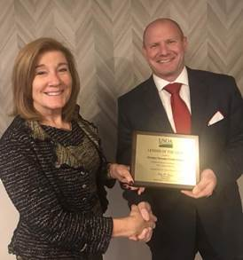 Greater Nevada CU 2018 USDA Lender of the Year award