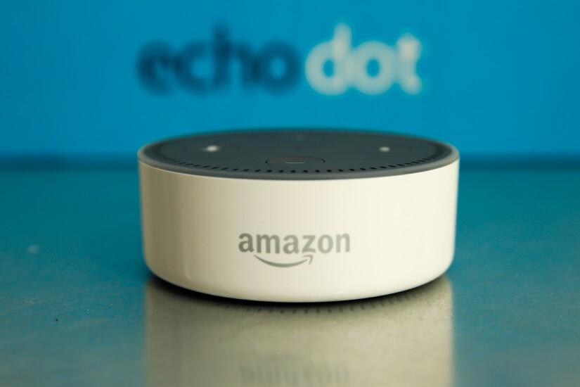 Amazon echo dot and alexa