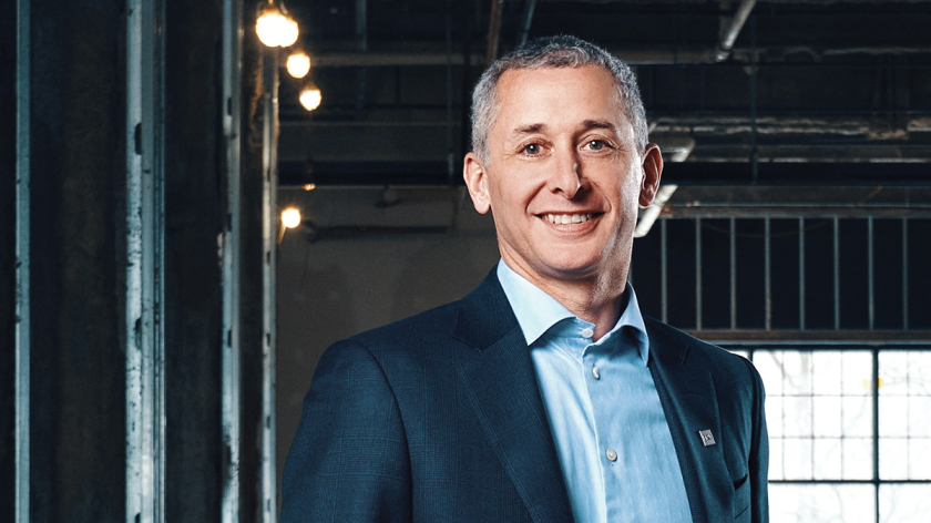 """""""Focusing on your customers, focusing on your communities, focusing on the governments that try to support those communities and building ecosystems tends to result in a healthier company,"""" says M&T Bank CEO René Jones."""