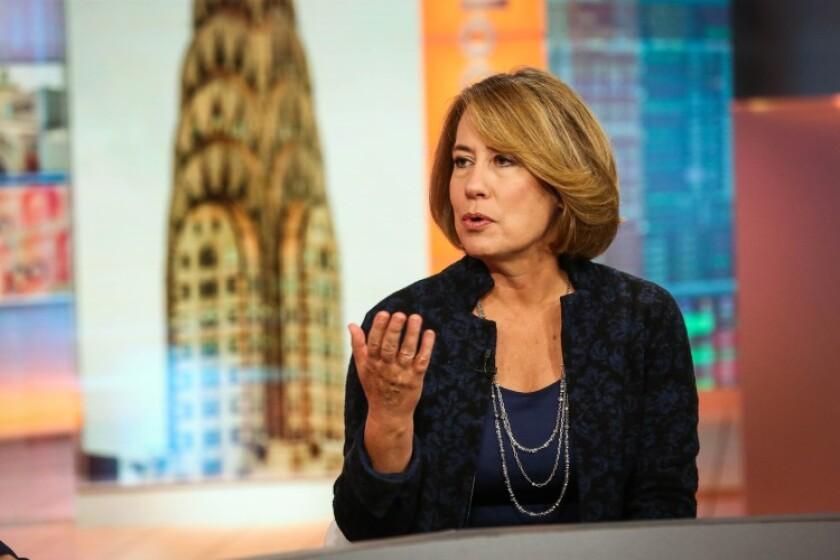 Sheila Bair, chair of Fannie Mae