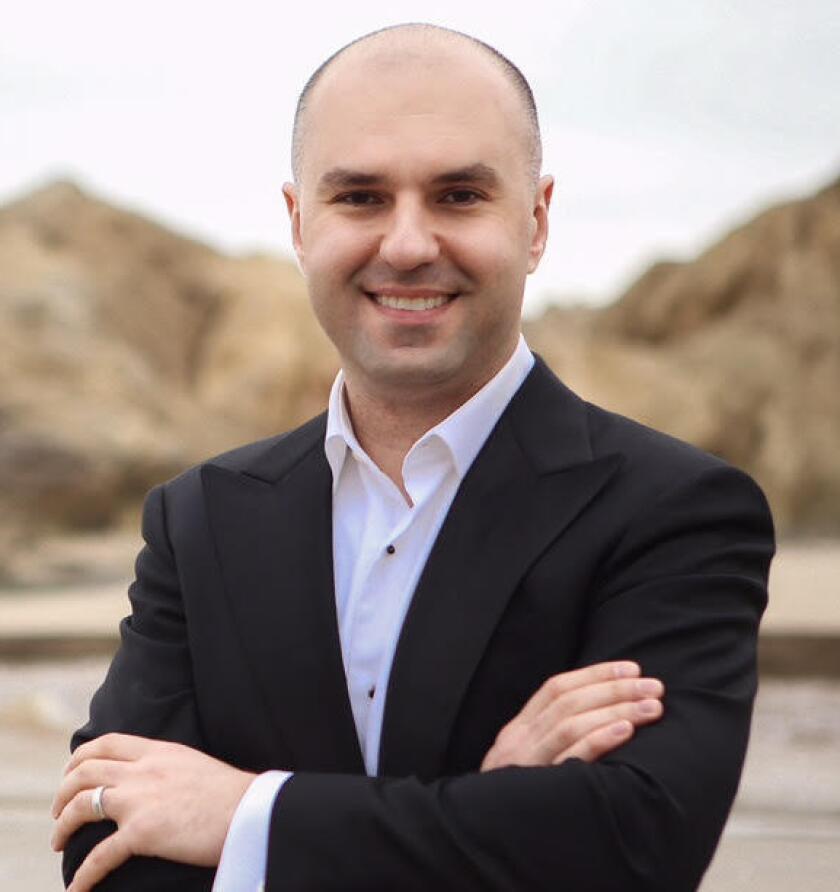 Paul Garibian, president, Nota