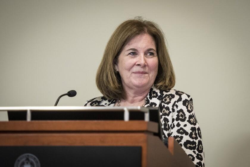 Federal Reserve Bank of Kansas City President Esther George
