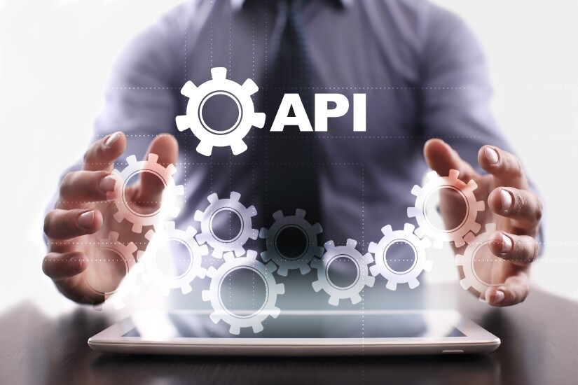 API big bank customer control