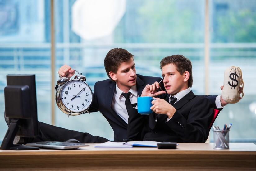 Late-boss-clock