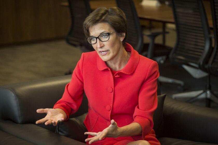 Citigroup's Jane Fraser