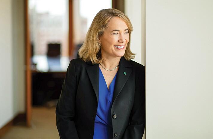 Beth Johnson, Citizens Financial Group